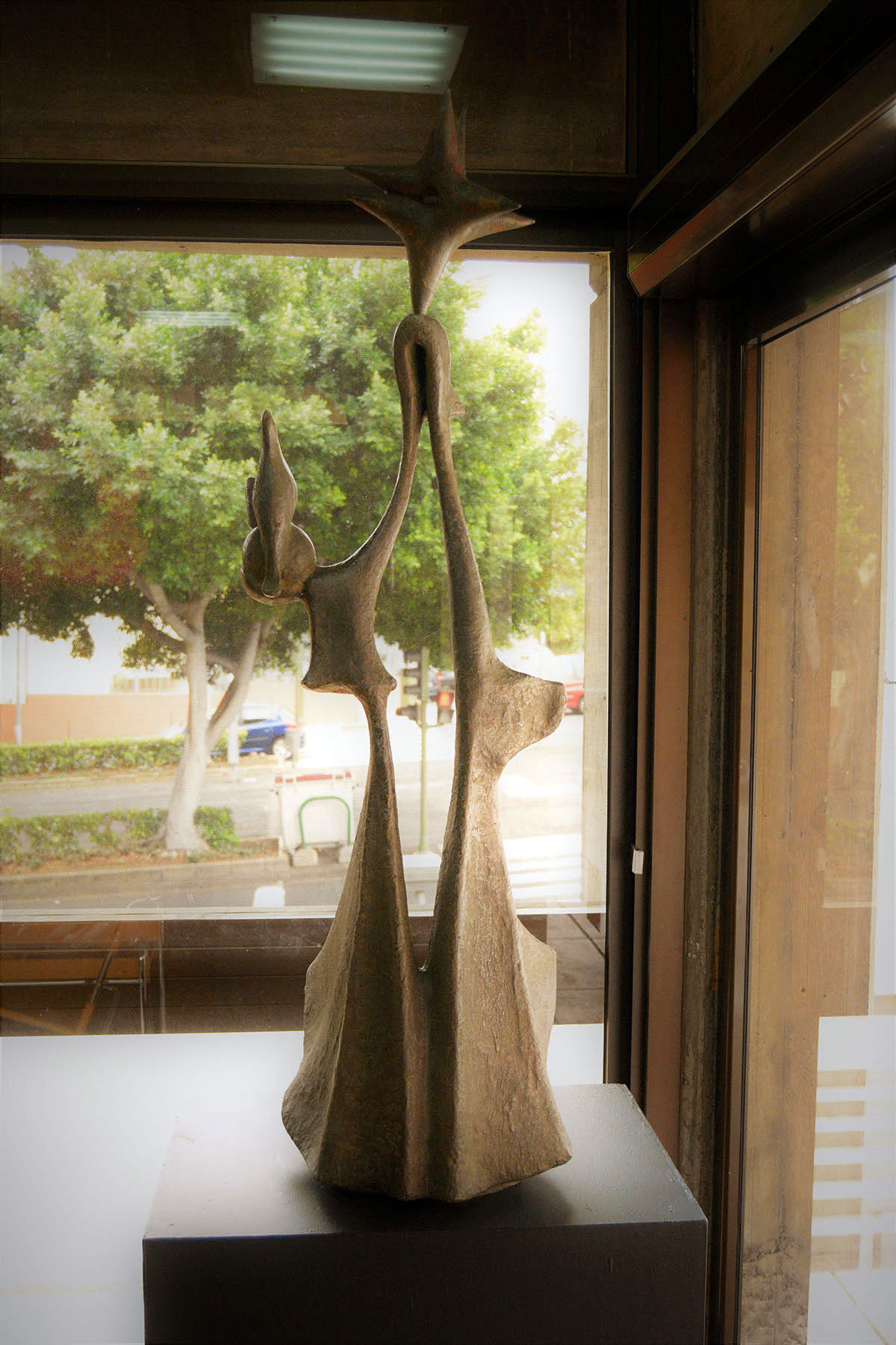 La Mujer De La Estrella Alberto S Nchez  # Muebles Toledo Tenerife