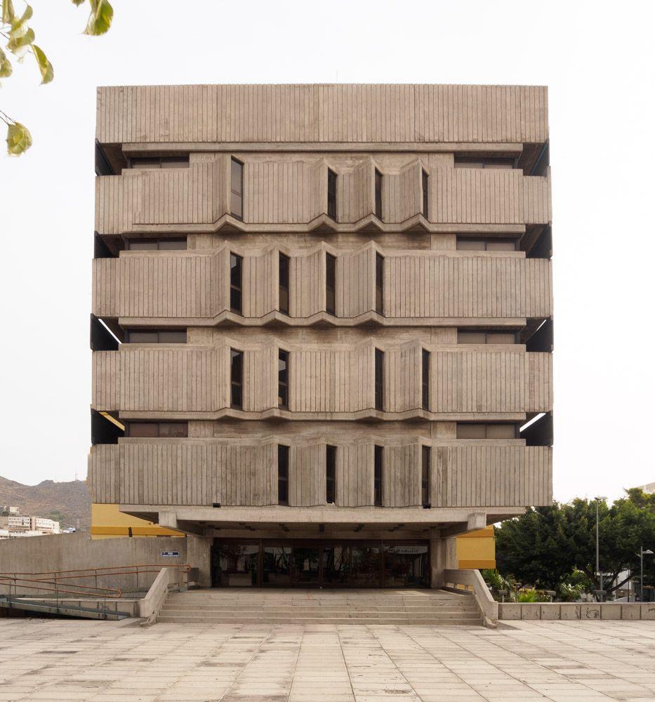 Sede colegio de arquitectos de tenerife coac - Arquitectos en tenerife ...