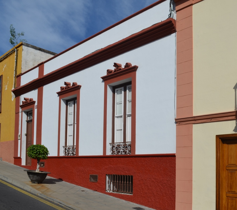 Calle La Libertad, nº 58
